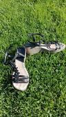 Sandale, kožené, 38