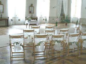 Taneční sál na Kačině