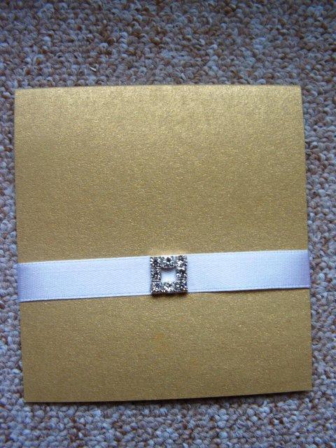 Majatob - vlastní výroba svatebních oznámení :)