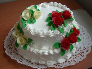 takový dort asi bude