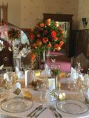 Váza ihlan, výška 60 cm,