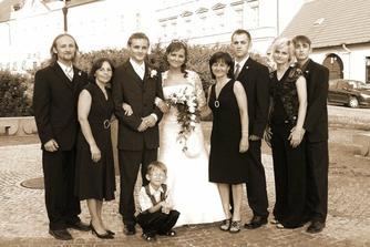 Ajkova rodina a my.
