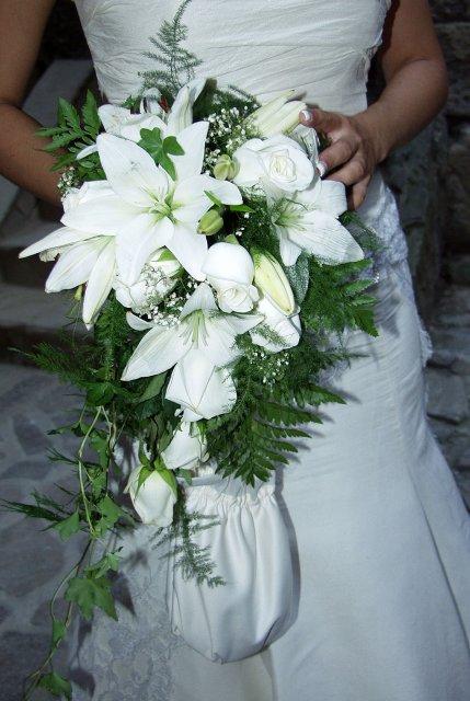 Plány a skutočnosť - Moja svadobna kytica.