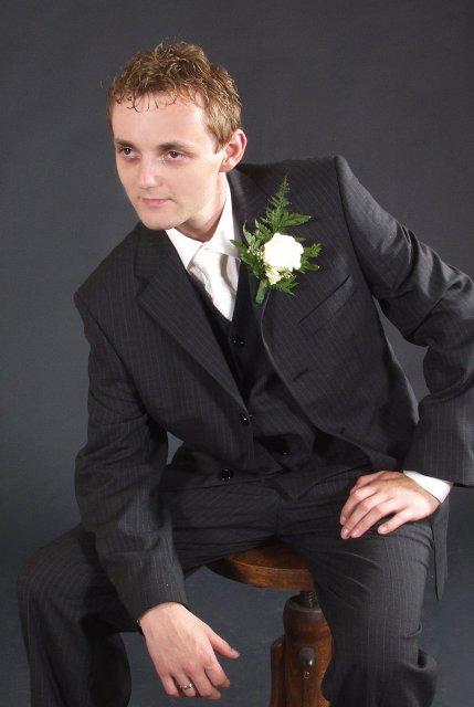 Jana{{_AND_}}Andrzej - Pripomina mi to reklamu na oblek Hugo Boss.: )