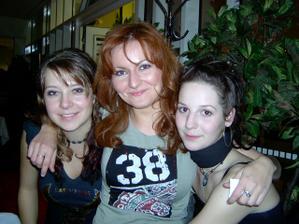 Bývalé kolegyne z Nitry na akcii v Hoteli Adonis v Blave.