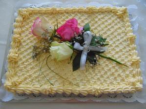 dort od babičky