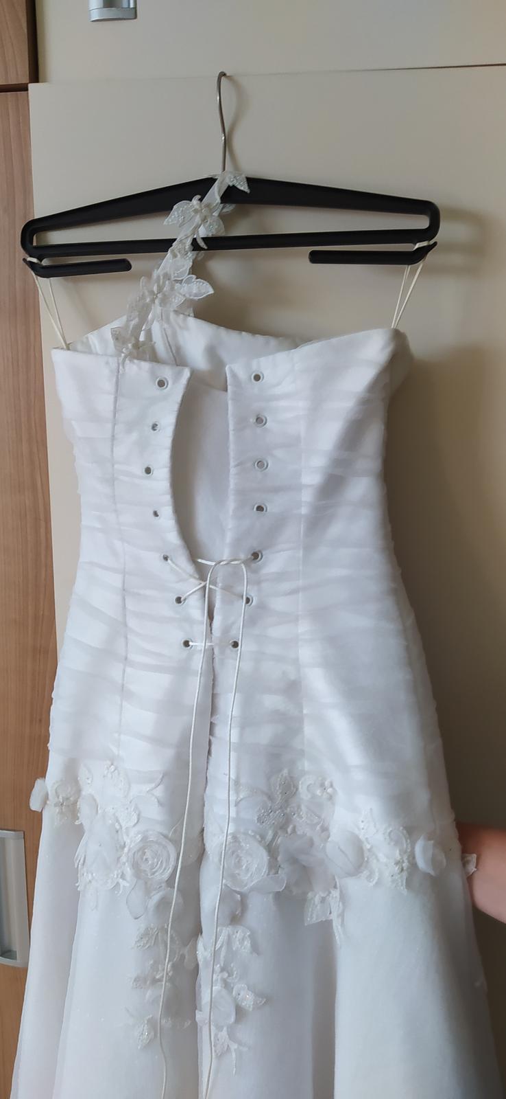 Romantické svadobné šaty - Obrázok č. 3