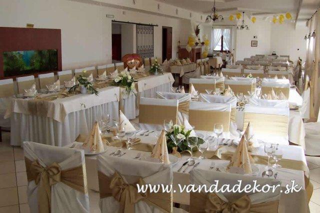Katka + Mirko / nasa svadobna priprava - Táto výzdoba je perfektná