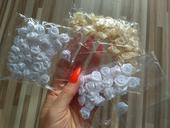 mini ružičky komplet zvysne 3 bal.,