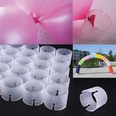 Drziaky na balony  50 ks,