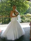 Šaty La Sposa, velikost 38-42, 40