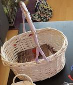 Košíček pro družičku,