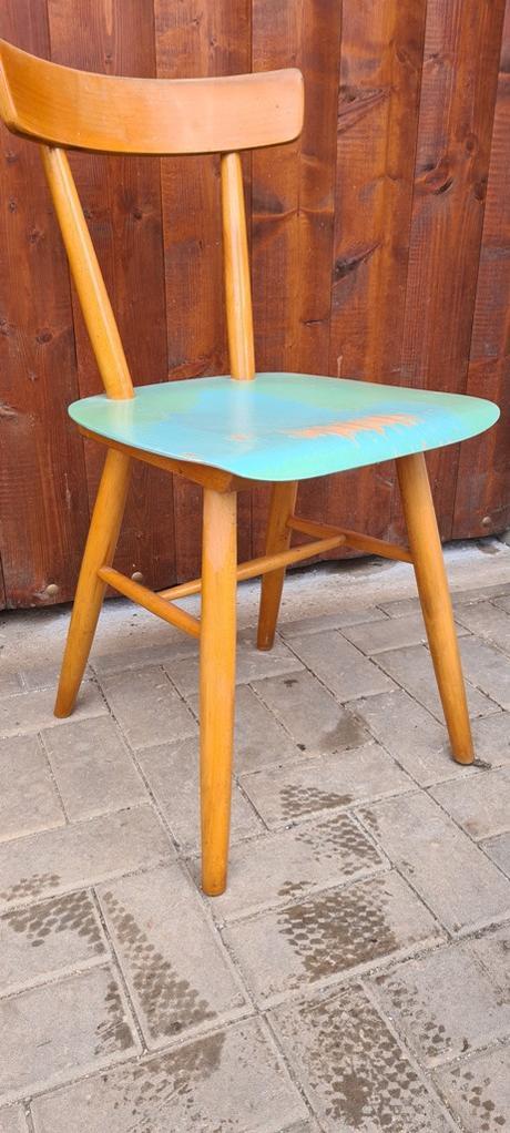modré stoličky TON - Obrázok č. 4