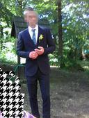 Pánský oblek Topman, 38