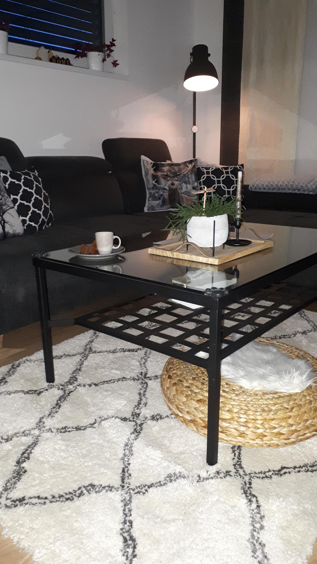 U nás 2021... aneb DOMA s láskou ❤ - ...tak jo... nový koberec... nutně jsem potřebovala aspoň malou změnu, když je vše pořád dokola 🤪