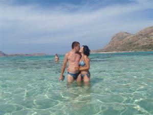a ešte fotka z našej svadobnej cesty na Kréte:-)