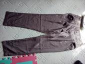 3/4 lesklé kalhoty, 40