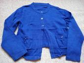 Modrý svetr na tři knoflíčky, 116