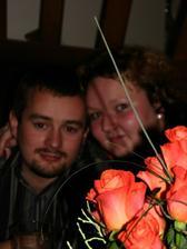 S budoucím manželem
