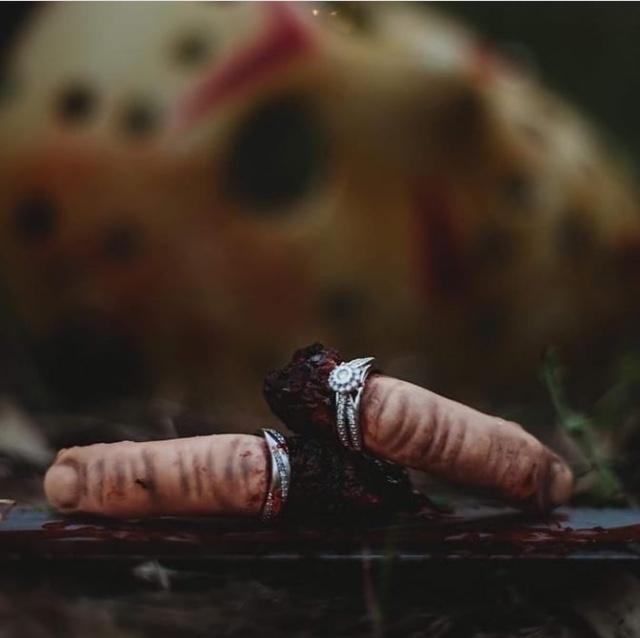 Halloween wedding ❤️ - Obrázek č. 3