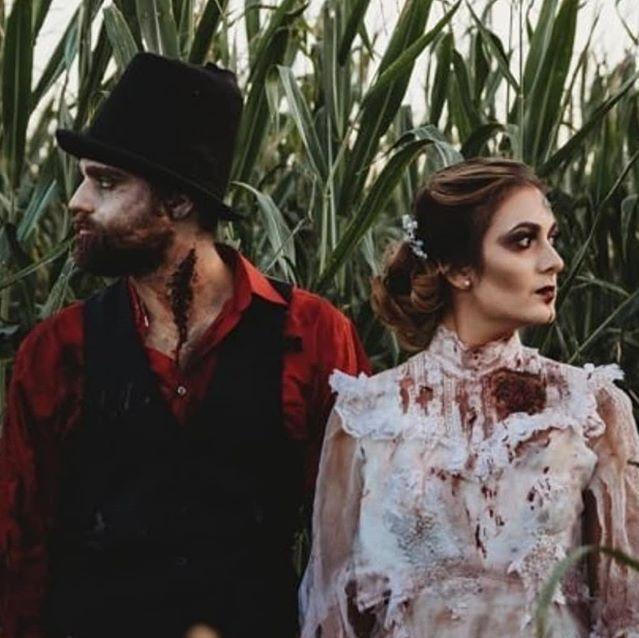 Halloween wedding ❤️ - Obrázek č. 4