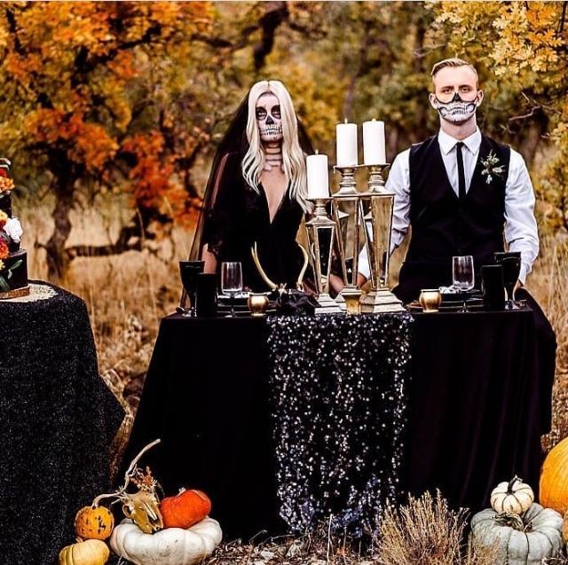Halloween wedding ❤️ - Obrázek č. 8