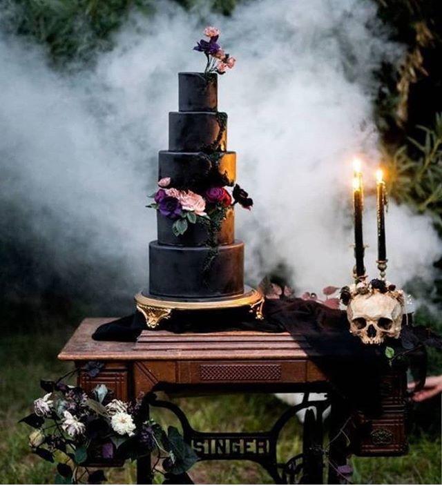 Halloween wedding ❤️ - Obrázek č. 14