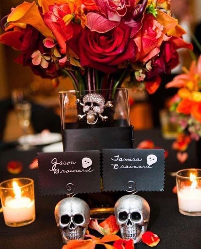 Halloween wedding ❤️ - Obrázek č. 17