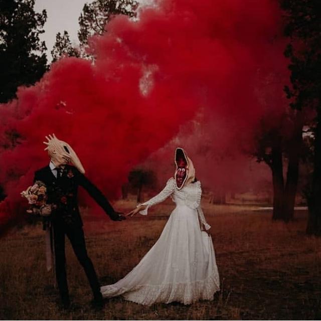 Halloween wedding ❤️ - Obrázek č. 19
