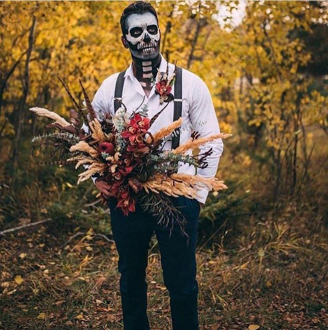 Halloween wedding ❤️ - Obrázek č. 21