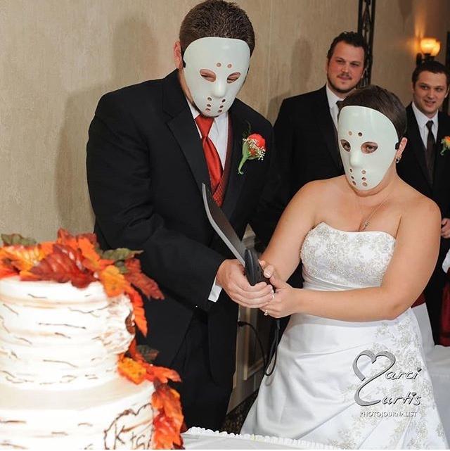 Halloween wedding ❤️ - Obrázek č. 22