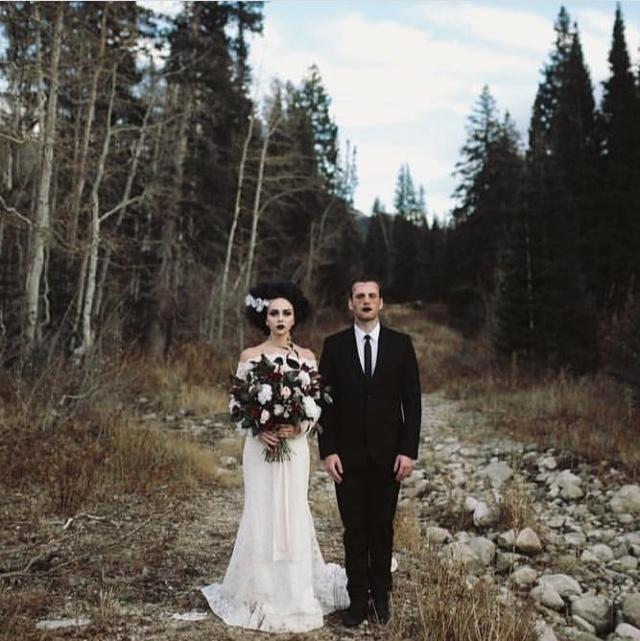 Halloween wedding ❤️ - Obrázek č. 23
