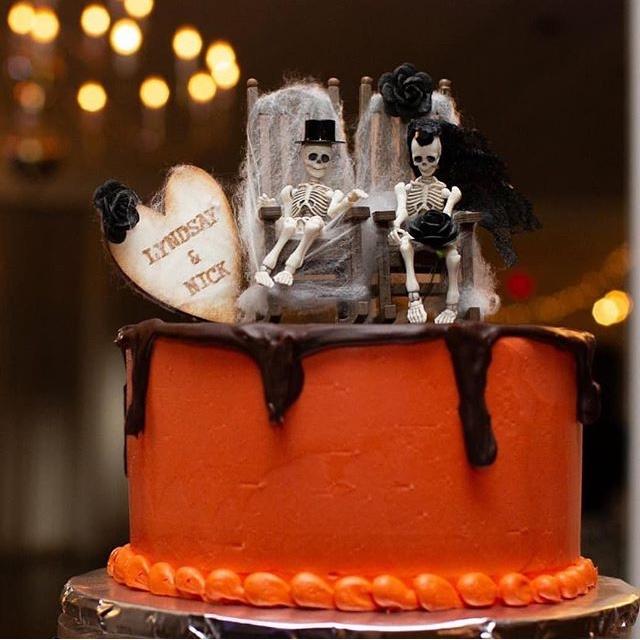 Halloween wedding ❤️ - Obrázek č. 25