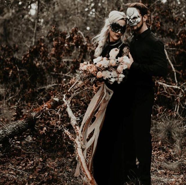 Halloween wedding ❤️ - Obrázek č. 30