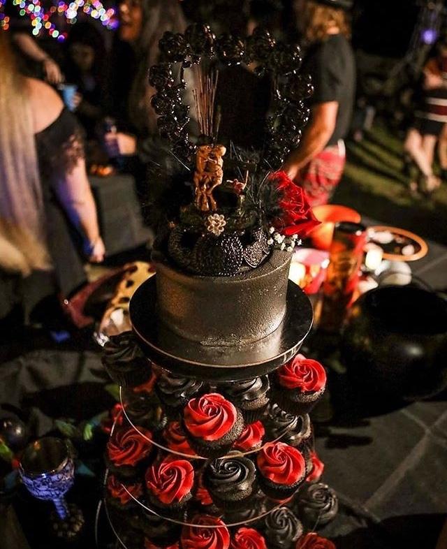 Halloween wedding ❤️ - Obrázek č. 34