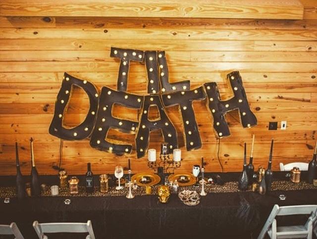 Halloween wedding ❤️ - Obrázek č. 36