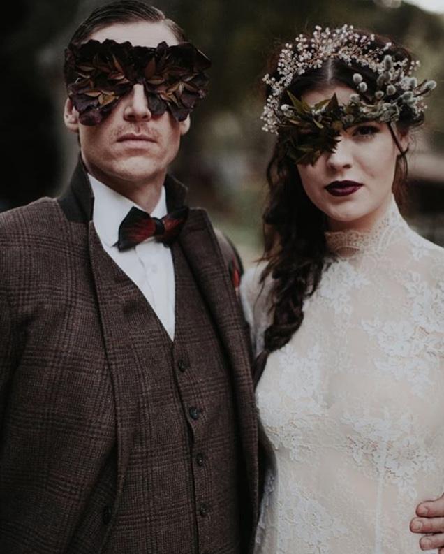 Halloween wedding ❤️ - Obrázek č. 37