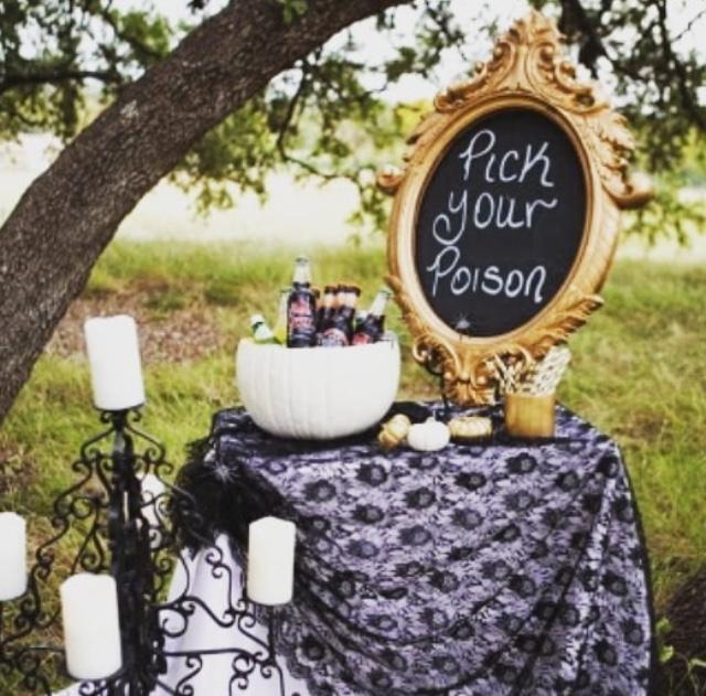Halloween wedding ❤️ - Obrázek č. 39