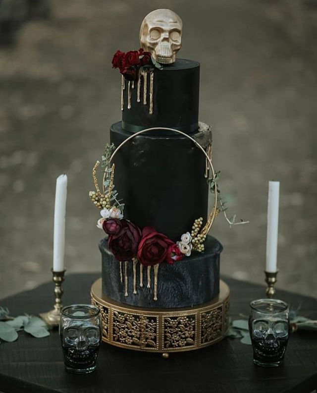 Halloween wedding ❤️ - Obrázek č. 44