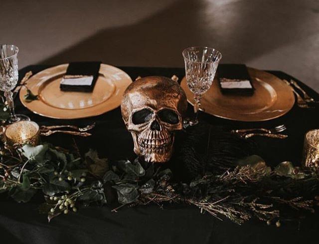 Halloween wedding ❤️ - Obrázek č. 45