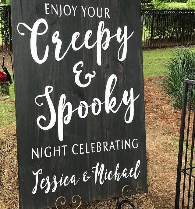 Halloween wedding ❤️ - Obrázek č. 49