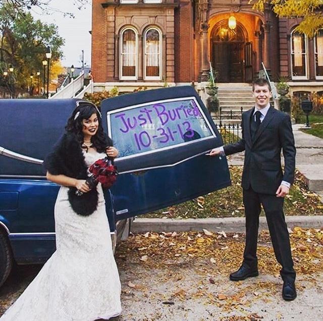 Halloween wedding ❤️ - Obrázek č. 51