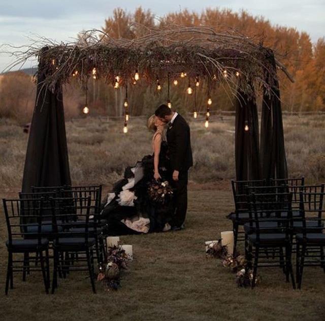 Halloween wedding ❤️ - Obrázek č. 55