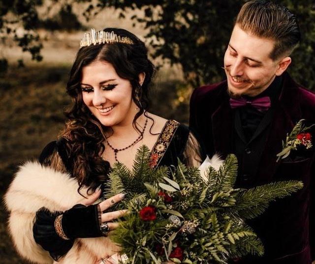 Halloween wedding ❤️ - Obrázek č. 59