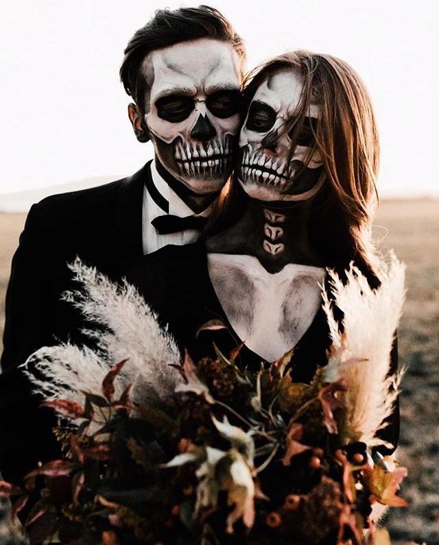 Halloween wedding ❤️ - Obrázek č. 60