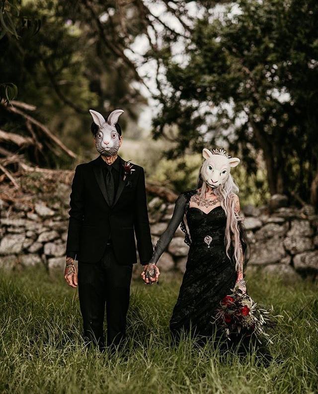 Halloween wedding ❤️ - Obrázek č. 77