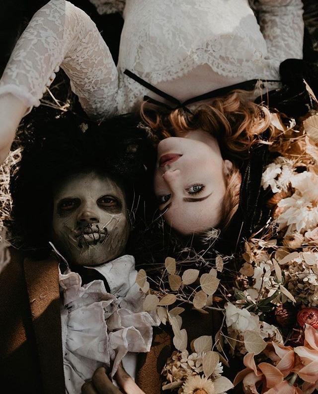 Halloween wedding ❤️ - Obrázek č. 80
