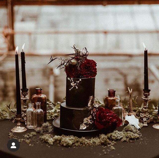 Halloween wedding ❤️ - Obrázek č. 82