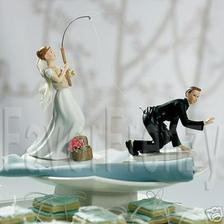 drahá, rybařící, polovička si přeje na dort jedině tyto:-D
