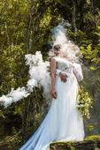 Autorské svatební šaty, 38